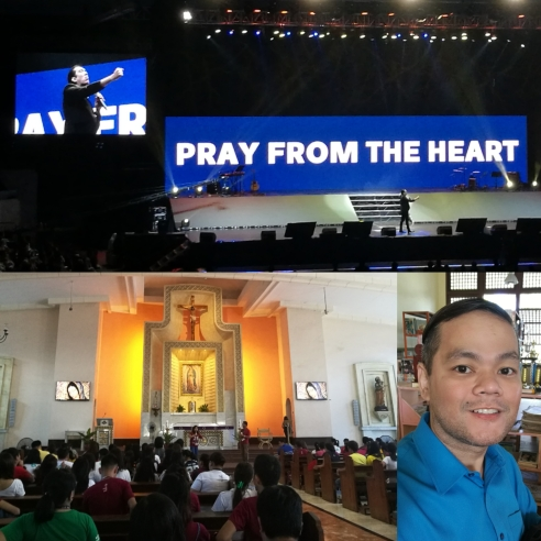 Puso Pray from the Heart