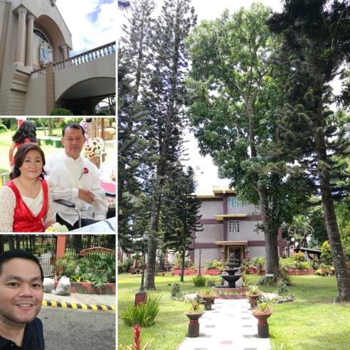Jardin de Padre Pio