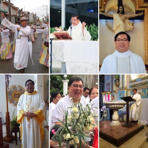 Fr Mel Sandoval